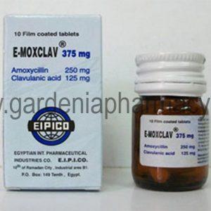 E-MOXCLAV 625MG SUSP