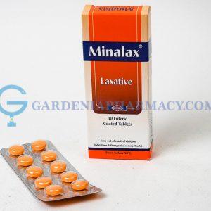 MINALAX CAP