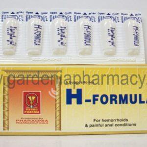 H-FORMULA SUPP