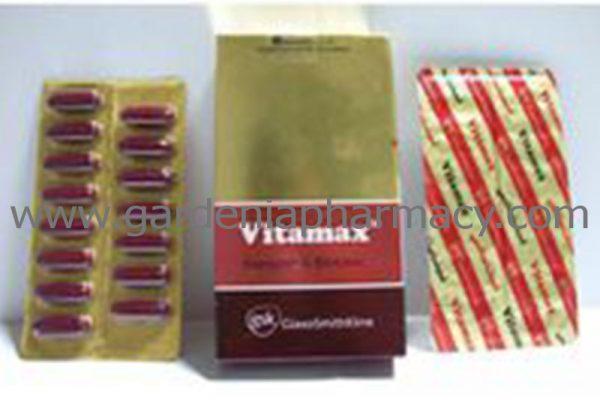 VITAMAX PLUS 20CAP