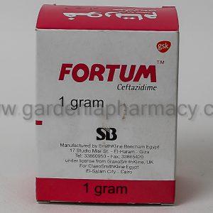 FORTUM 1GM VIAL