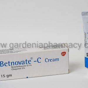 BETNOVATE-C CREAM 15MG