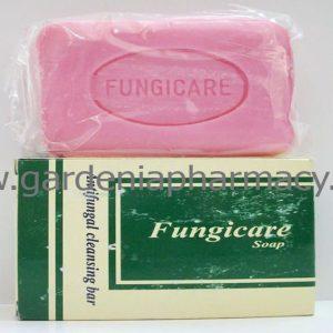 FUNGICARE SOAP 80GM