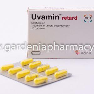 UVAMIN RETARD 20 CAP