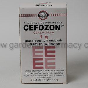 CEFOZON 1GM VIAL