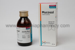 MUCOSOL INF SYRUP