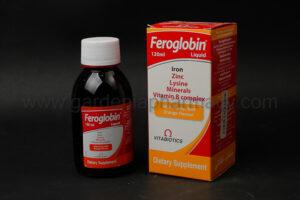FEROGLOBIN B12 LIQUID