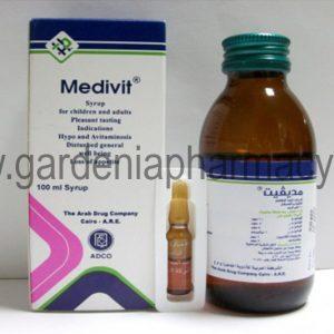 Medivit Syrup