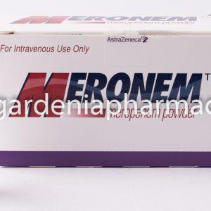 MERONEM 500MG 1VIAL