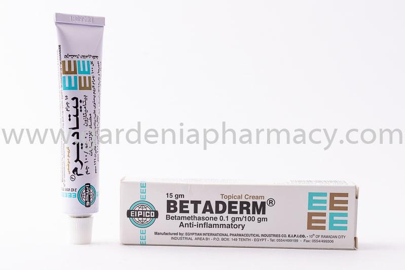 بيتاديرم - BETADERM لعلاج الالتهابات الجلدية بيتاديرم كريم