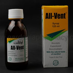 ALL- VENT SYRUP