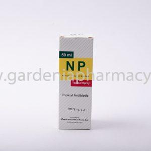 N.P SPRAY 50 ML