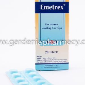 EMETREX 20TAB
