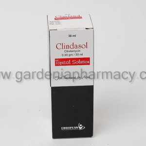 CLINDA SOL SOLUTION 30ML