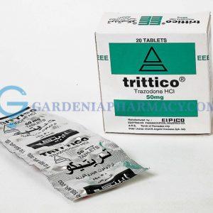 TRITTICO 50MG TAB $