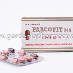 FARCOVIT B12 CAP
