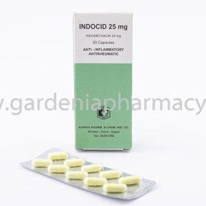 INDOCID 30 CAP