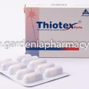 THIOTEX FORTE 600MG 20 CAP