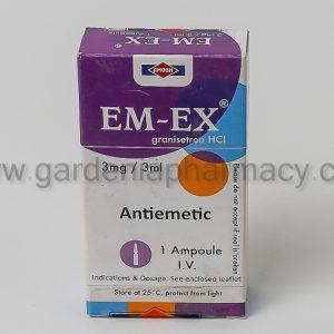 EM-EX 3 MG 3 ML 1AMP
