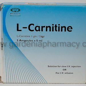 L-CARNITINE AMP