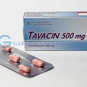 TAVACIN 500MG 5TAB