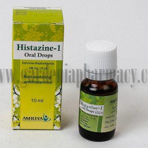 HISTAZINE1 DROPS