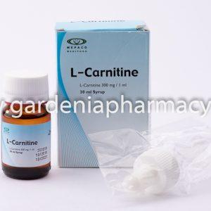 L-CARNITINE 30ML SYRUP
