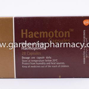 HAEMOTON CAP