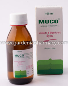 MUCO SYRUP