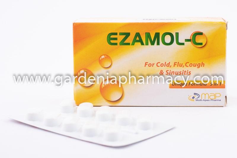 EZAMOL C 20TAB