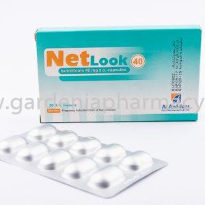 NETLOOK 40MG CAP