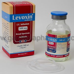 LEVOXIN VIAL