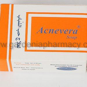 ACNEVERA SOAP 80GM