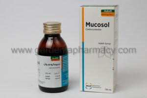 MUCOSOL ADULT 120 ML SYRUP