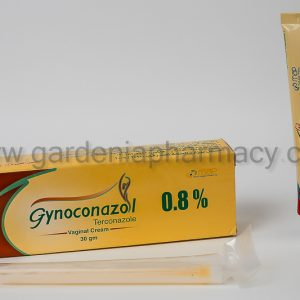 GYNOCONAZOLE 0.8% VAG CREAM