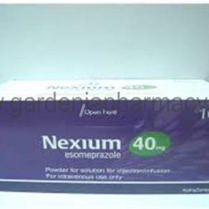 NEXIUM 40MG VIAL