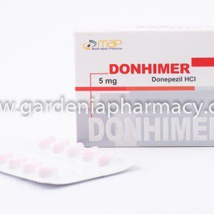 DONHIMER 5MG 30 TAB
