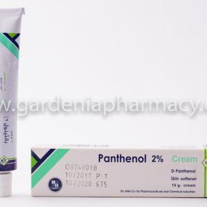 PANTHENOL 2% CREAM 50GM