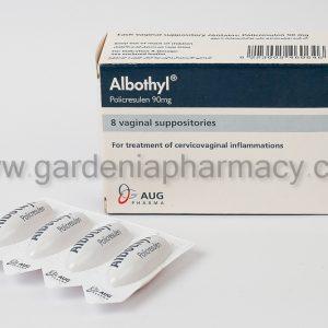 ALBOTHYL® 8 VAG SUPP