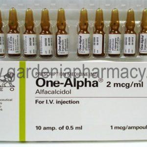ONE ALPHA 10 AMP