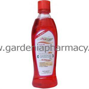 B-FRESH MOUTHWASH CLOVE 250ML(RED)