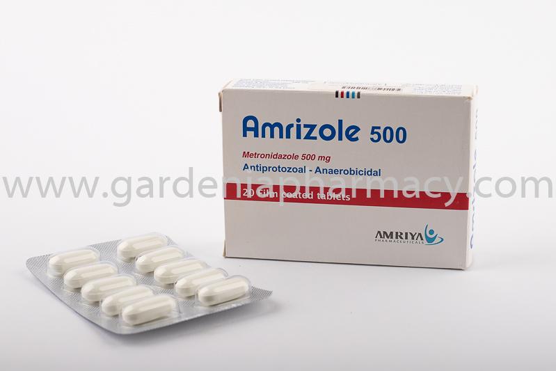 AMRIZOLE 500MG TAB