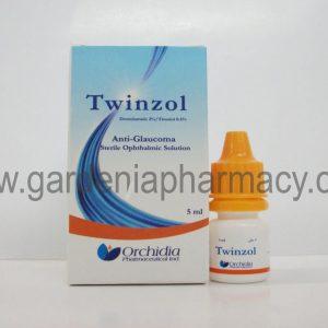 TWINZOL EYE DROPS 5 ML