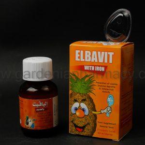 ELBAVIT SYP W/IRON 60 ML