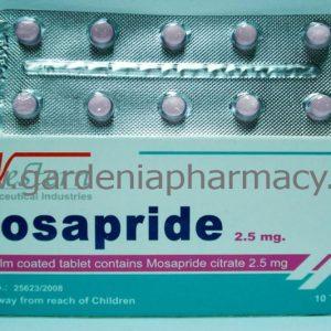 MOSAPRIDE 2.5 MG 10 TAB