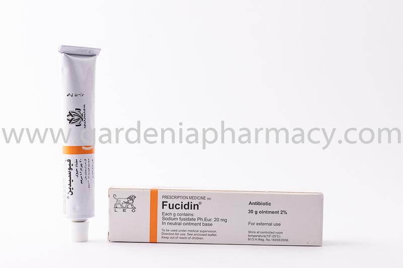 FUCIDIN OINT 30G