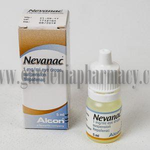 NEVANAC DROP 5 ML