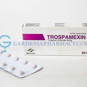TROSPAMEXIN 20 TAB