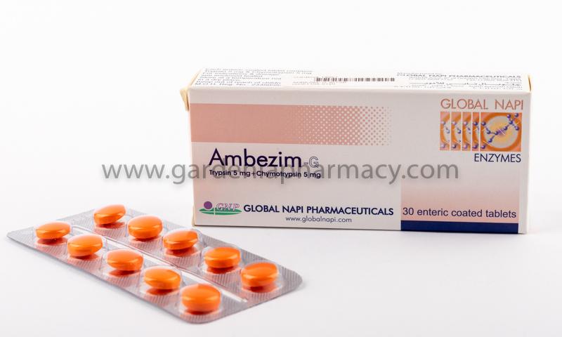 AMBEZIM- G 30TAB