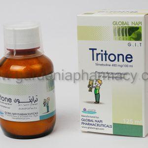 TRITONE 4.8MG 125ML SUSP